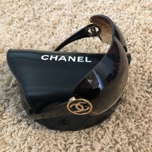 Authentic Chanel 4145 Brown Sunglasses